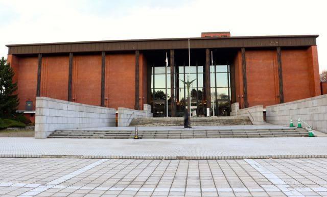 北海道博物館 外観