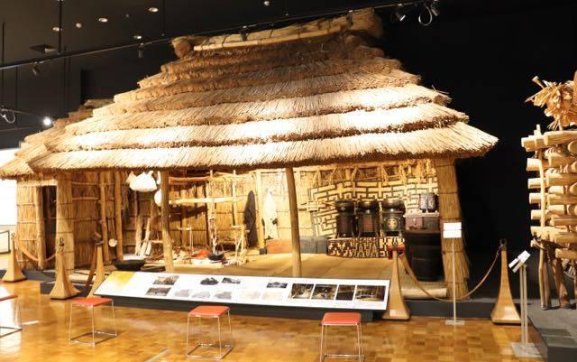 北海道博物館 アイヌ民族