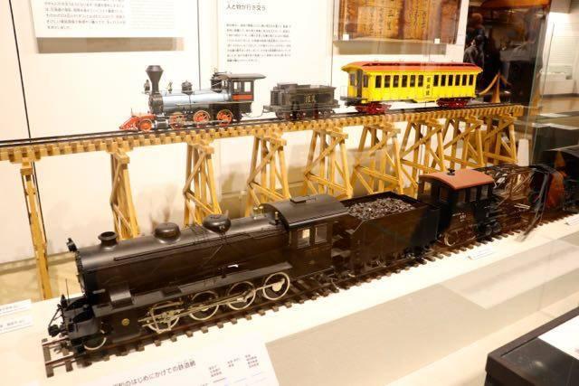 北海道博物館 列車