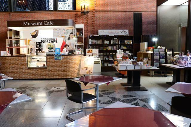 北海道博物館 カフェ
