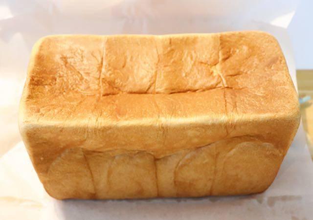 コープさっぽろ 高級食パン kakushok