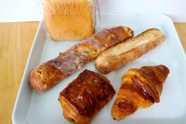ブーランジェリーコロン パン