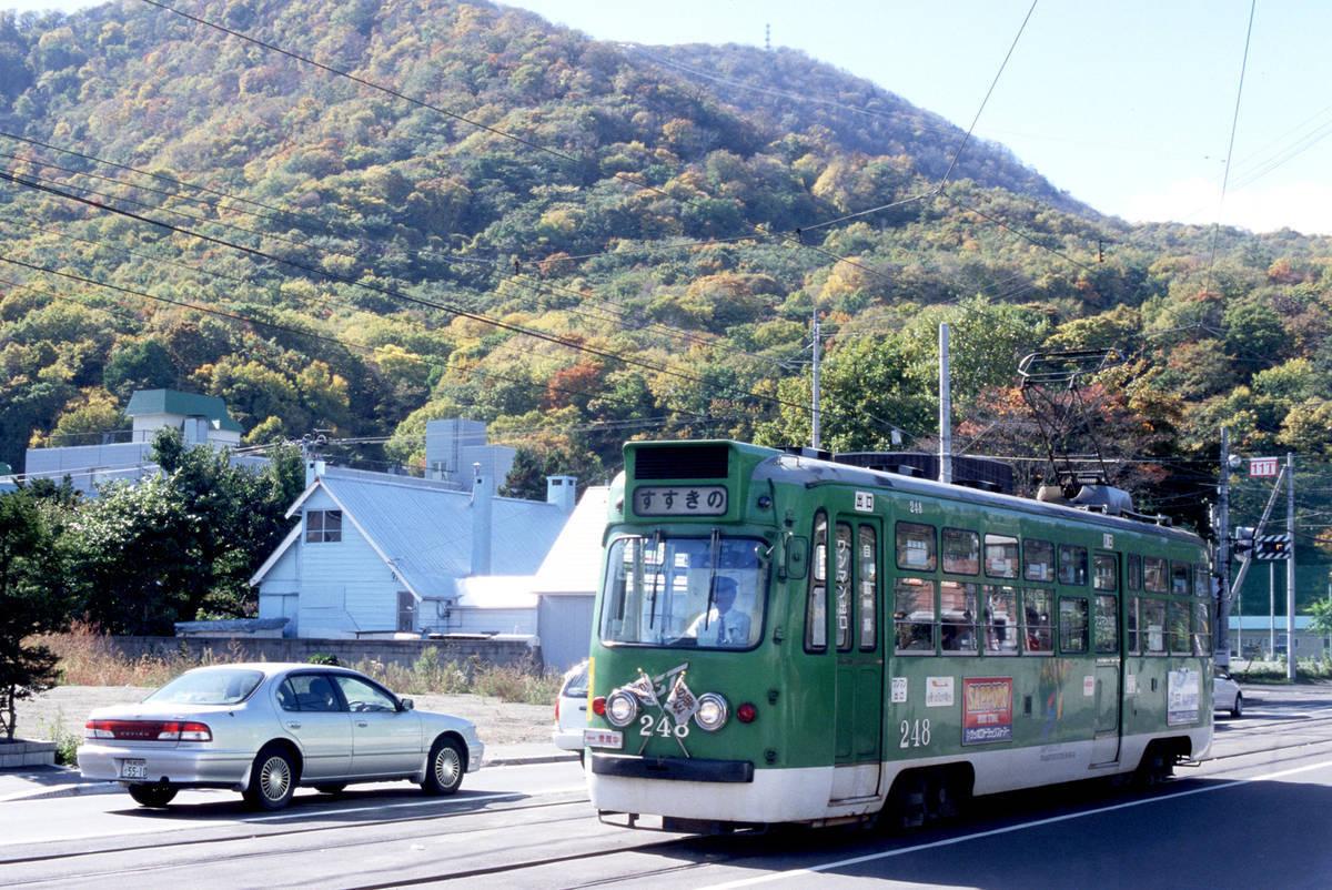 札幌市電 藻岩山