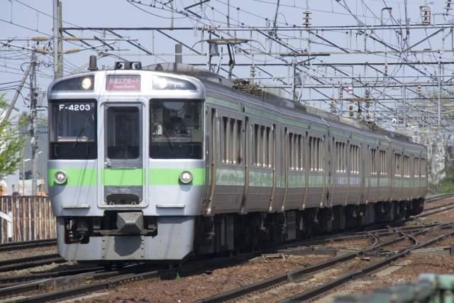 札幌小樽 快速エアポート
