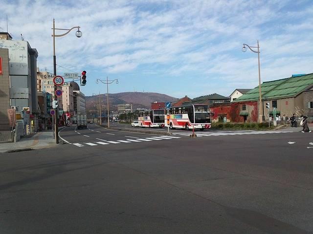 札幌小樽 高速バス