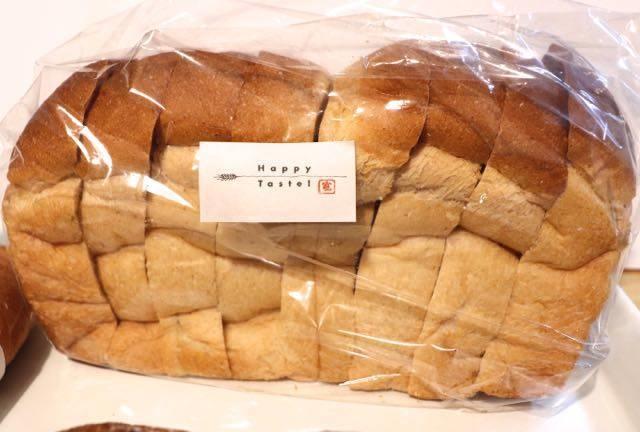 ベーカリー寛 黒みつのイギリスパン