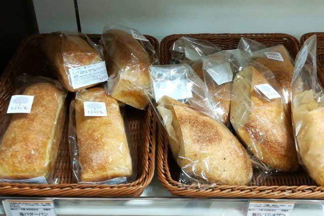 北海道どさんこプラザ札幌店 パン