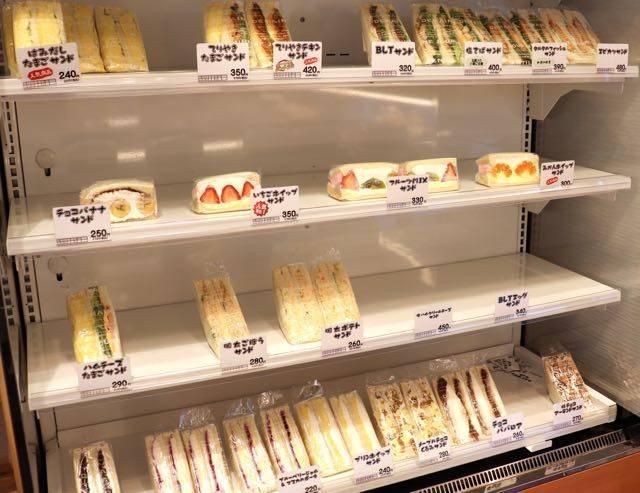MOO100%西町店 サンドイッチ