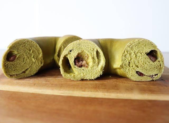 nan's bagel(ナンズベーグル) 抹茶大納言