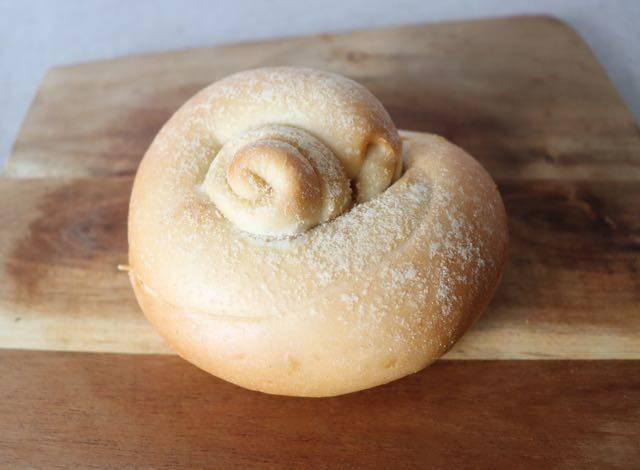 nan's bagel(ナンズベーグル)きなこクリームサンド