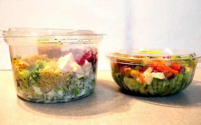 プロテインボウルprotein bowl salad