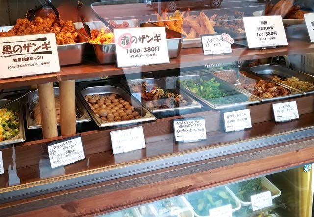 塩ザンギとお惣菜ひろちゃん 澄川本店 店内