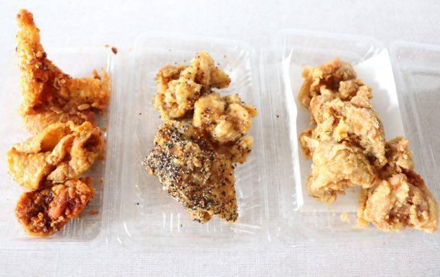塩ザンギとお惣菜 ひろちゃん 澄川本店 ザンギ