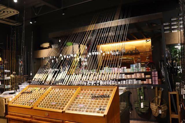 コルソ札幌 釣り道具