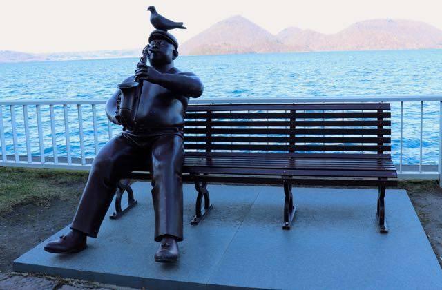 とうや湖ぐるっと彫刻公園 作品