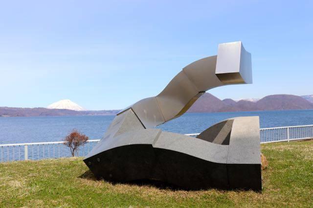 洞爺湖温泉ぐるっと彫刻公園 作品