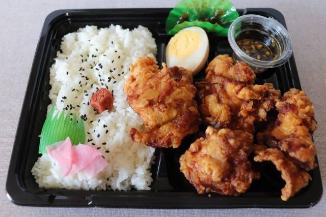 札幌ザンギ弁当 ベントス