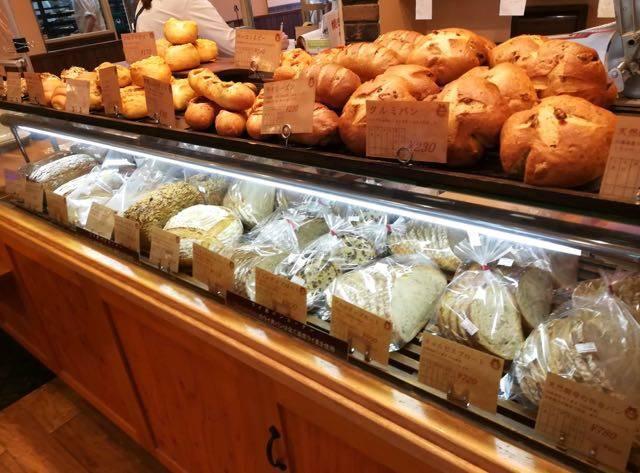 スイートベリー ドイツパン