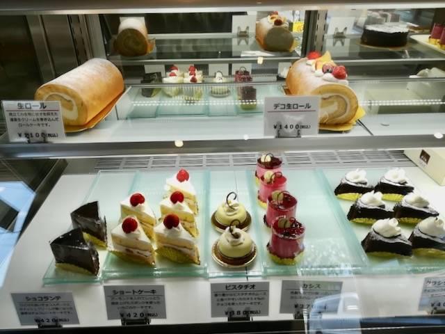 ナナイロ 千歳市 ケーキ