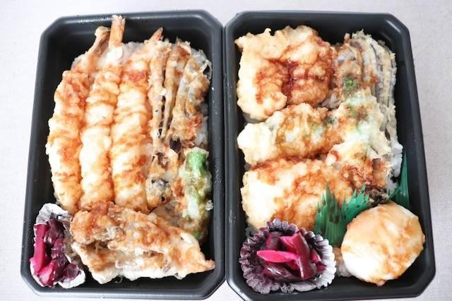 天ぷら弥平 テイクアウトお弁当