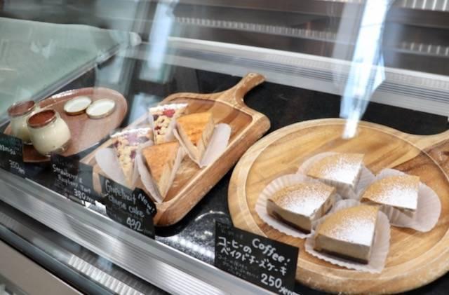 ブルパンベイクショップ チーズケーキ