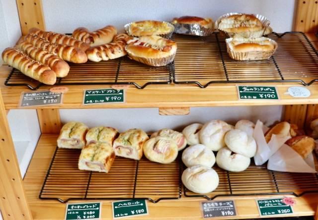 パン屋 花林 惣菜系パン