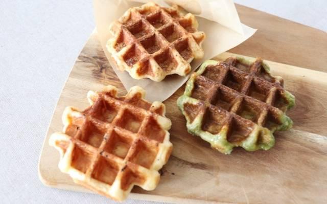 maruyama waffle ワッフル