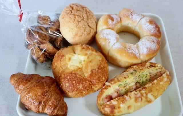 ハートブレッドアンティーク パン