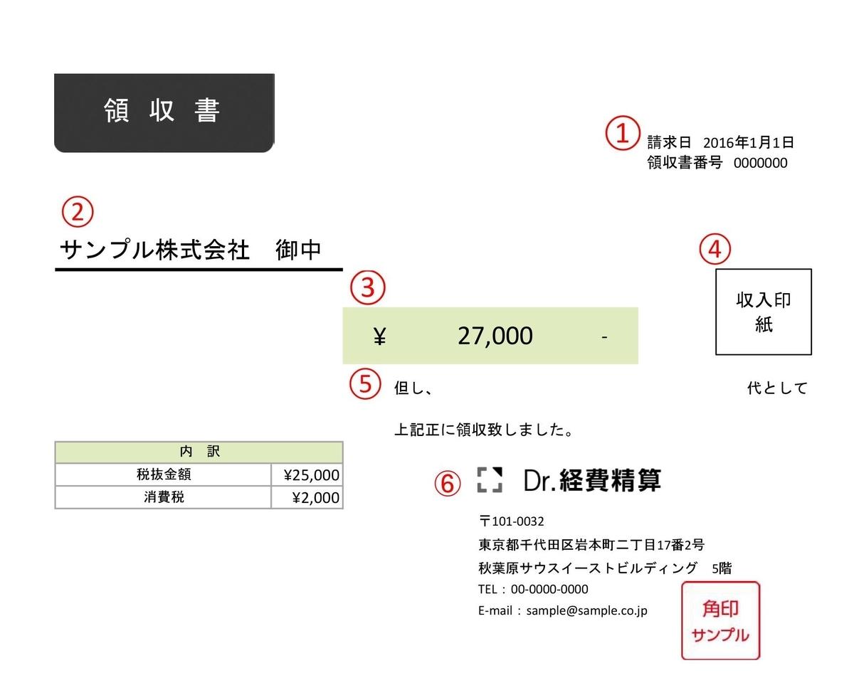 領収書【ビジネスマナー講座by北村宣晃】