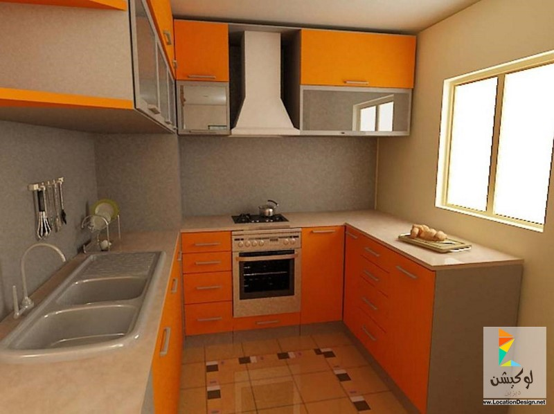 for Kitchen design 6 x 8