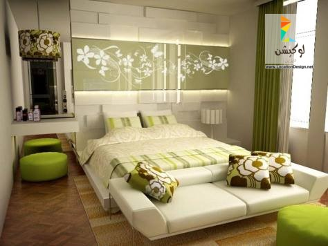 صور غرف نوم عرسان 2017   2018   bedroom's blog