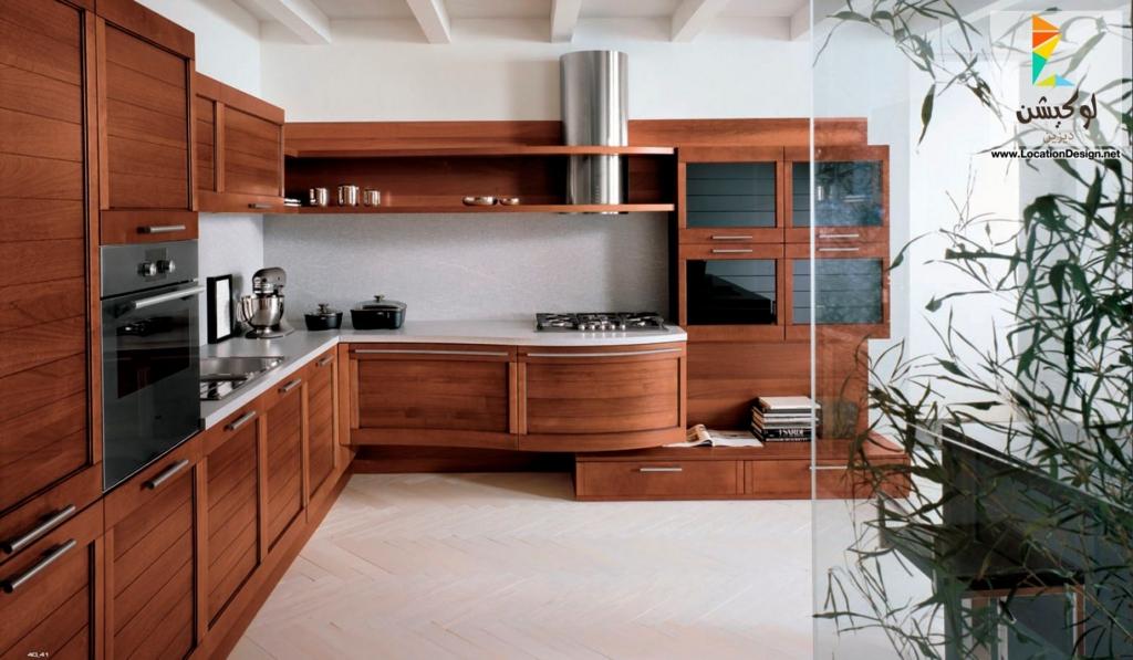 اشكال مطابخ خشب 2017 2018 Kitchens Blog