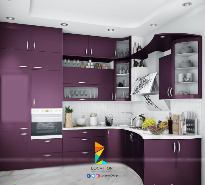 Interior Design Kitchen Photos: كولكشن مطابخ مودرن