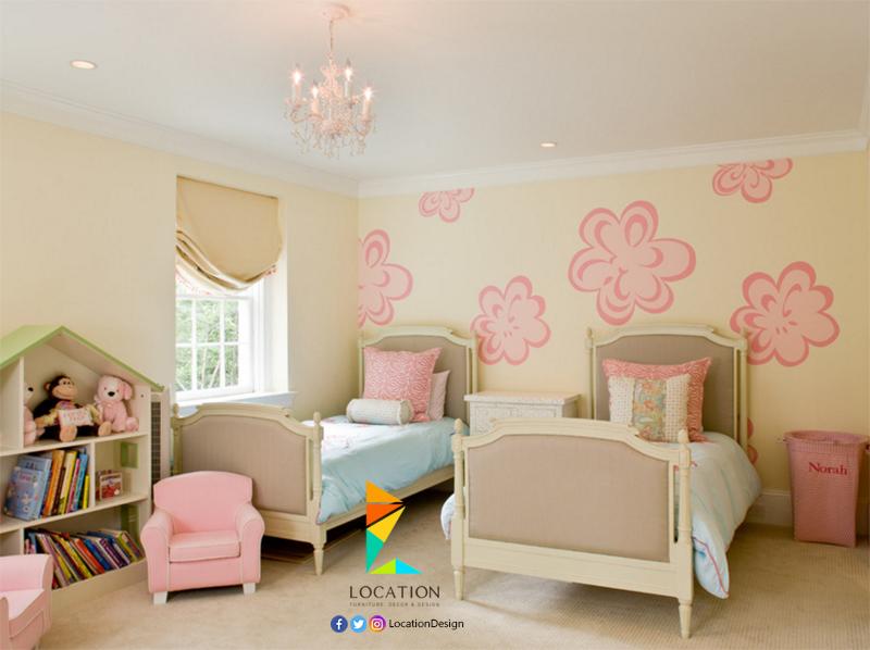 غرف اطفال تركي