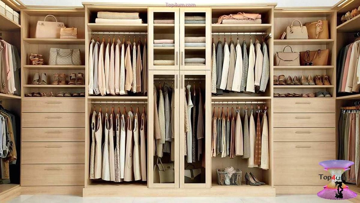 تصميمات غرف ملابس جديدة وغرف نوم مع دريسنج 2021 Dressing Room Bedroom Designs