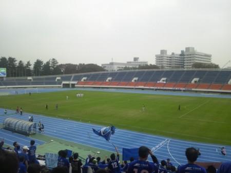 横河武蔵野×町田 20111105