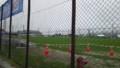 川場村サッカー場に到着。