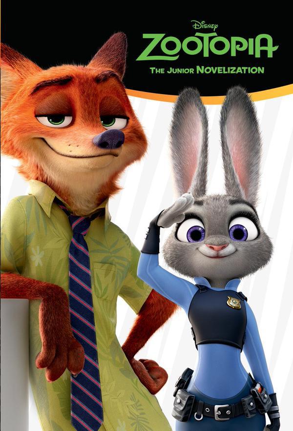 俺っち出演ウサギ警官が主人公ズートピアをサクッと紹介
