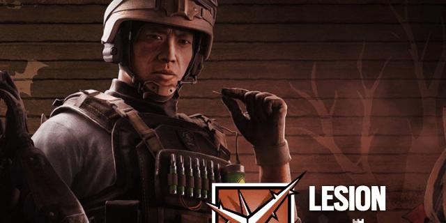 香港特殊部隊「S.D.U.」のLESION(リージョン 雷)