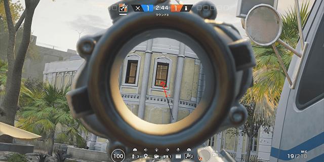 攻撃側の視点
