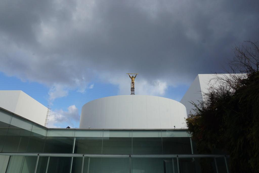 ヤン・ファーブルの「雲を測る男」