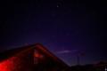 マウナケア山からの星空とオニヅカビジターセンター