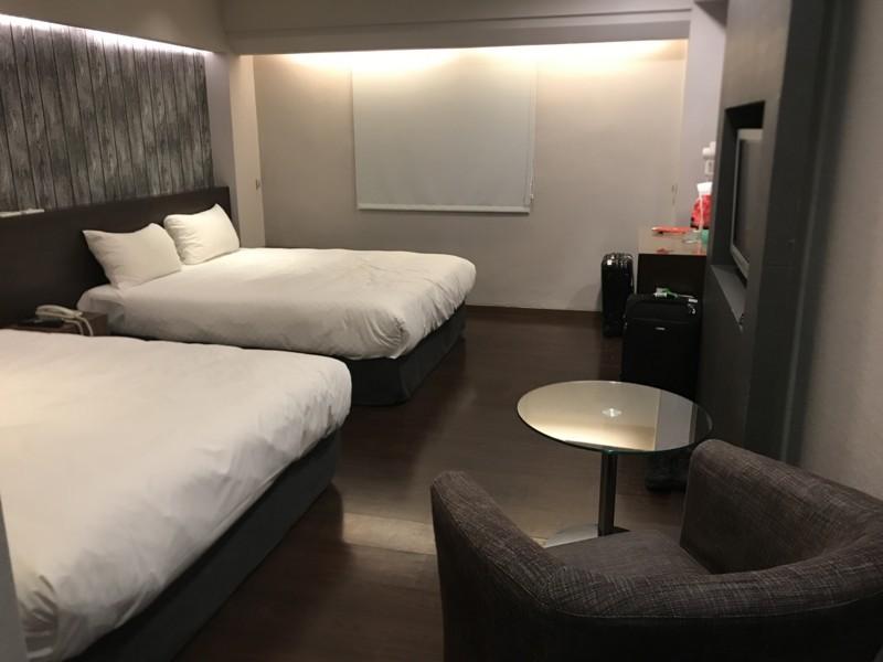 VIPホテル室内