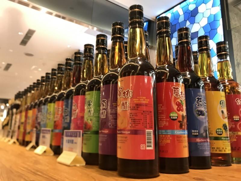 台北101で販売されているお土産(お酒)