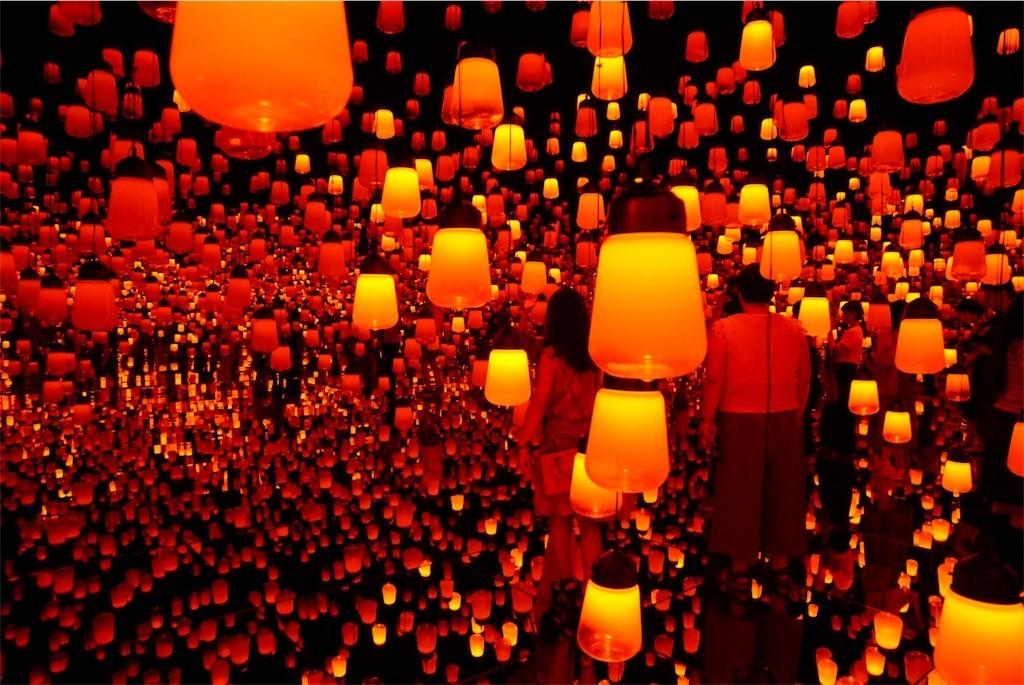 ランプの森
