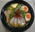 塩ラーメン(花ざかり円山店)
