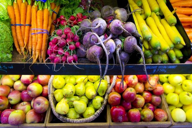 フルーツ・野菜フリー画像