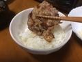 焼肉お肉2019/03/03