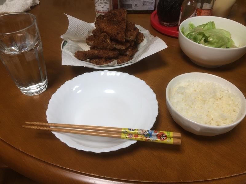 夕食一覧2019/03/12