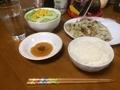 夕食一覧2019/03/31